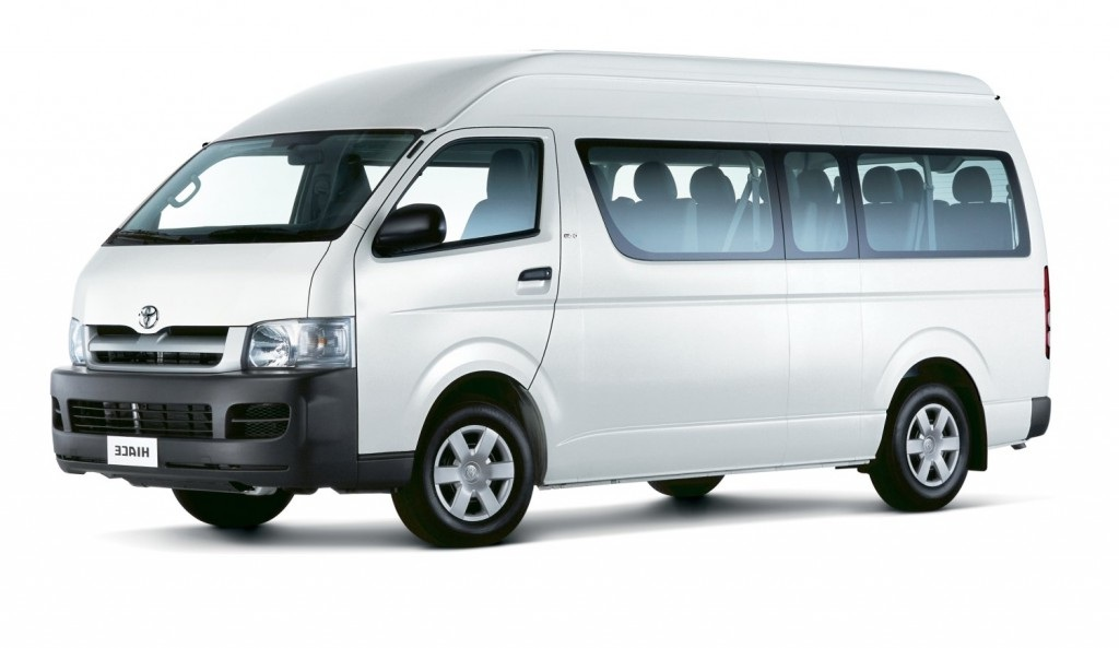 toyota hiace 2