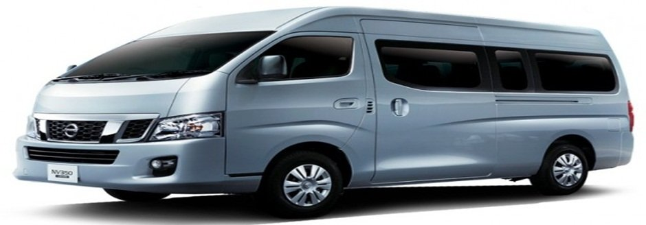 Our Nissan Urvan one of the most sorted Vans.